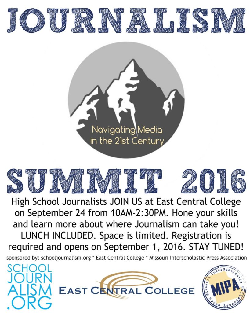 MIPA Organizes Journalism Summit Sept. 24