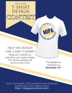 Be Visible: Design the 50th J-Day shirt
