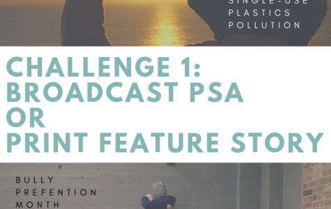 Challenge 1 opens