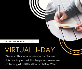 Welcome to Virtual #JDay2020!