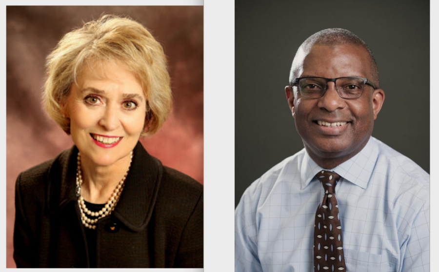 Taft Award honors Heiman and Kelley for service to scholastic journalism