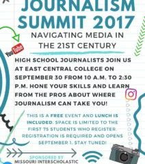 Journalism Summit back for a second year